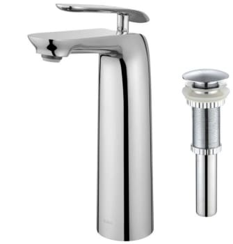 Kraus Seda Series FVS1820PU10 - Chrome Set