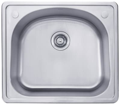 "Kraus KTM24 - 25"" Stainless Steel Sink"