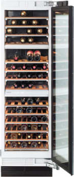 Miele MasterCool Series KWT1603VI - Miele KWT16 Wine Storage - Right Hinge Door Swing