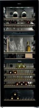 "Miele KWT6832SGS - Miele 28"" Tri-Zone Wine Storage with 178-Bottle Capacity"