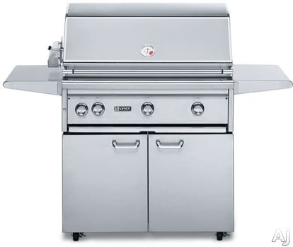 "Lynx Professional Grill Series L36PSFR2 - 36"" Freestanding Gas Grill"