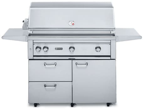 "Lynx L42ASFRNG - 42"" Freestanding Gas Grill"