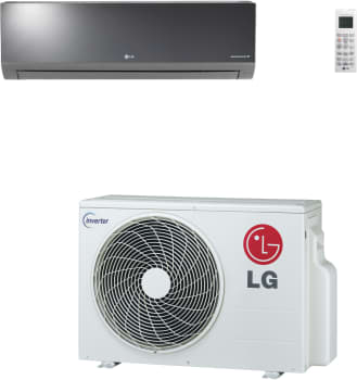 LG Art Cool Mirror LA180HSV2 - System Configuration
