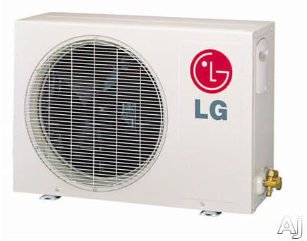 LG LAU180HSV2 - Front View