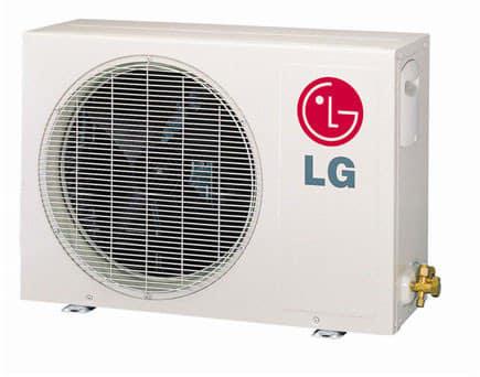 LG LAU120HSV2 - Front View