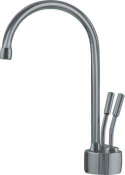 Franke The Little Butler Series LB7280C - Satin Nickel Main View