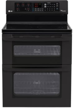 LG LDE3035SB - Black