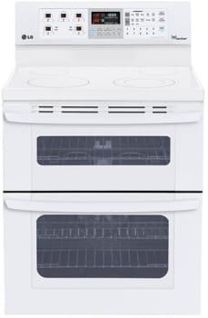 LG LDE3035SW - White