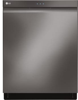 LG LDP5676BD - Fully Integrated Dishwasher in Black Stainless Steel from LG