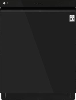 LG LDP6797BB - Black Front View