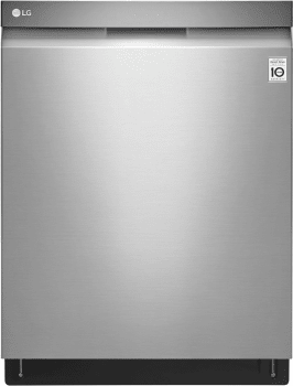 LG LDP6797ST - Stainless Steel Front View