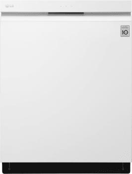 LG LDP6797WW - White Front View