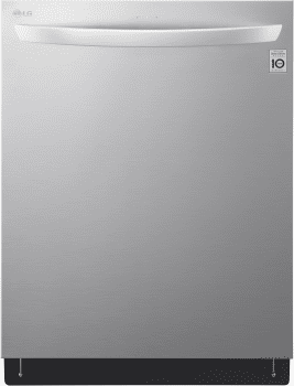 LG LDT5665ST - Fully Integrated Dishwasher in Stainless Steel from LG