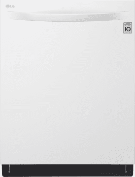 LG LDT5665 - Fully Integrated Dishwasher in White from LG