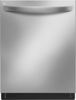 LG Signature Series LDT7797ST - Stainless Steel Front View