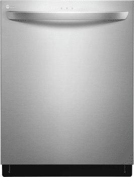 LG LDT8786ST - Top Control Dishwasher in Stainless Steel from LG