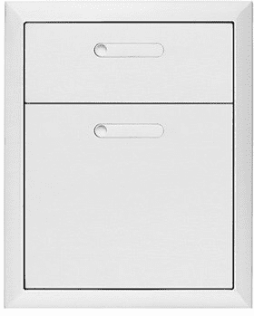 Lynx Professional Grill Series LDW164 - 16 Inch Double Drawer
