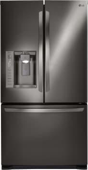 LG LFX25973D - 36 Inch French Door Refrigerator from LG