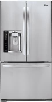 LG LFX28968ST - 36 Inch French Door Refrigerator from LG