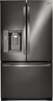 LG LFXS24626D - 24.1 cu. ft. French Door Refrigerator