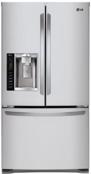LG LFXS24626S - 24.1 cu. ft. French Door Refrigerator