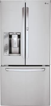LG LFXS24663S - Door-in-Door French Door Refrigerator from LG