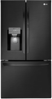 Lg Lfxs28566m 36 Inch French Door Refrigerator With Door