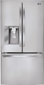 LG LFXS29626S - 36 Inch French Door Refrigerator from LG