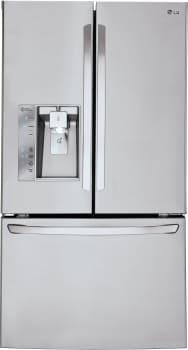 LG LFXS30726S - LG French Door Refrigerator with Door-in-Door, Stainless Steel