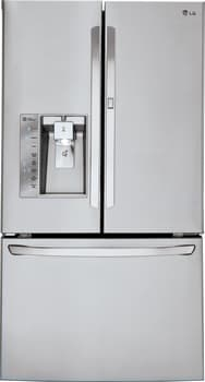 LG LFXS30766 - LG French-Door Refrigerator with Door-in-Door