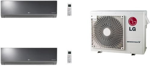 LG LGACMS18KB10 - System Configuration