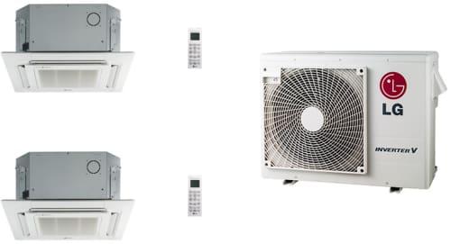 LG LG18KB7 - System Configuration