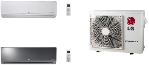 LG LGACMS18KB4 - System Configuration