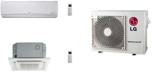 LG LG18KB10 - System Configuration