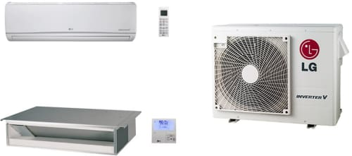 LG LG18KB18 - System Configuration