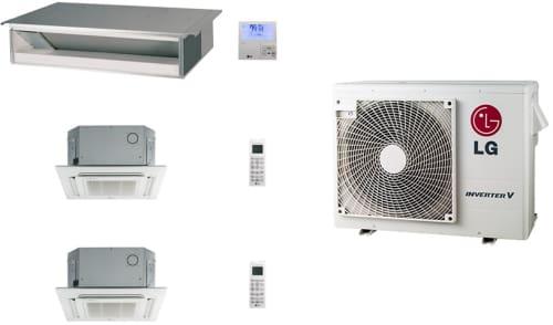 LG LG24KB25 - System Configuration
