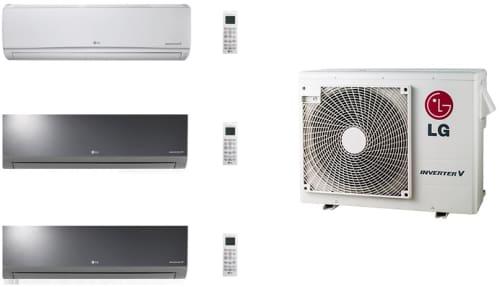 LG LGACMS24KB16 - System Configuration