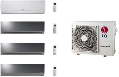 LG Art Cool Mirror LGACMS36KB70 - System Configuration