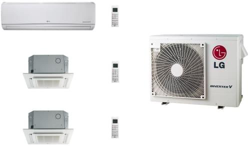 LG LG24KB27 - System Configuration