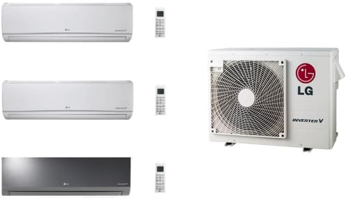 LG LGACMS24KB2 - System Configuration