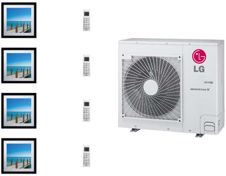LG Art Cool Gallery LGARG36B7 - System Configuration
