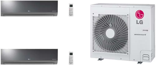 LG Art Cool Mirror LGACMS36KB116 - System Configuration