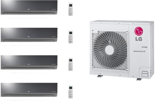 LG Art Cool Mirror LGACMS36KB120 - System Configuration