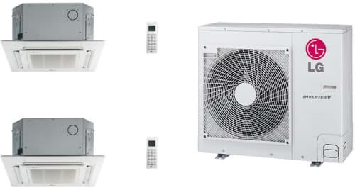 LG LG36KB5 - System Configuration