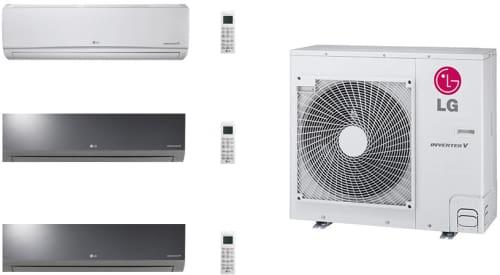 LG Art Cool Mirror LGACMS36KB30 - System Configuration