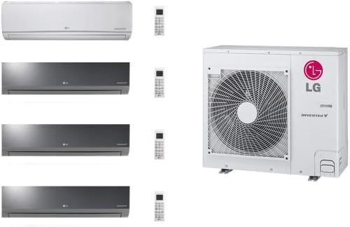 LG Art Cool Mirror LGACMS36KB32 - System Configuration