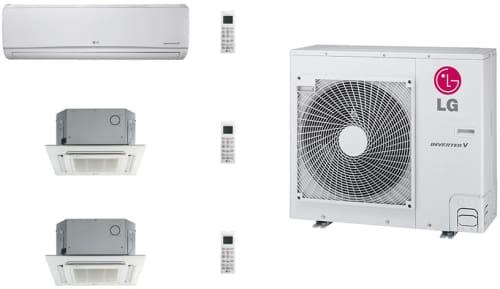 LG LG36KB3 - System Configuration