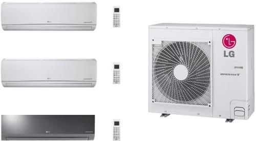 LG Art Cool Mirror LGACMS36KB85 - System Configuration