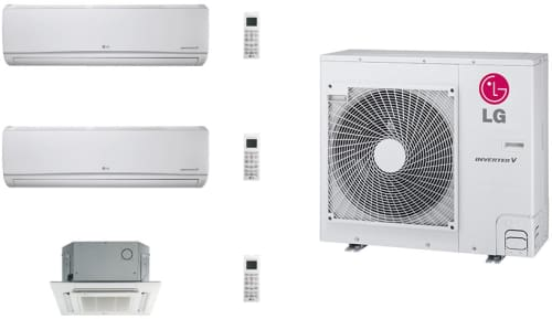 LG LG36KB32 - System Configuration
