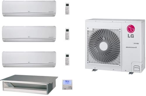 LG LG36KB100 - System Configuration